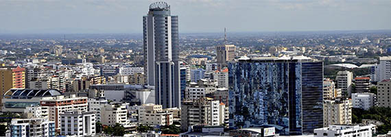 Business District Santo Domingo
